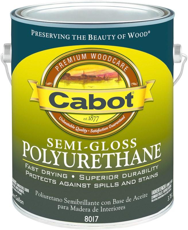 Buy The Cabot 1440008017005 Semi Gloss Polyurethane One