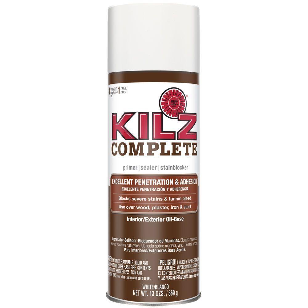 buy the masterchem l101348 kilz complete spray primer. Black Bedroom Furniture Sets. Home Design Ideas