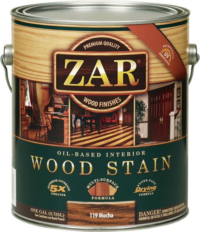 Buy The Ugl 11913 Oil Based Wood Stain Mocha Gallon