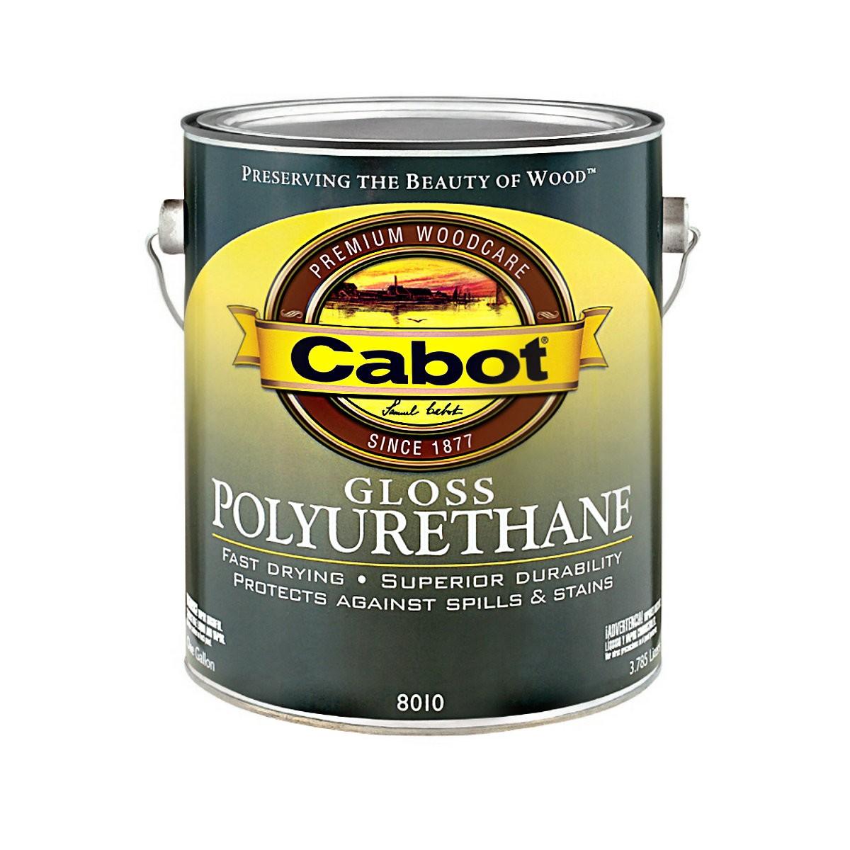 Buy The Cabot 1440008010007 Gloss Polyurethane 1 Gallon