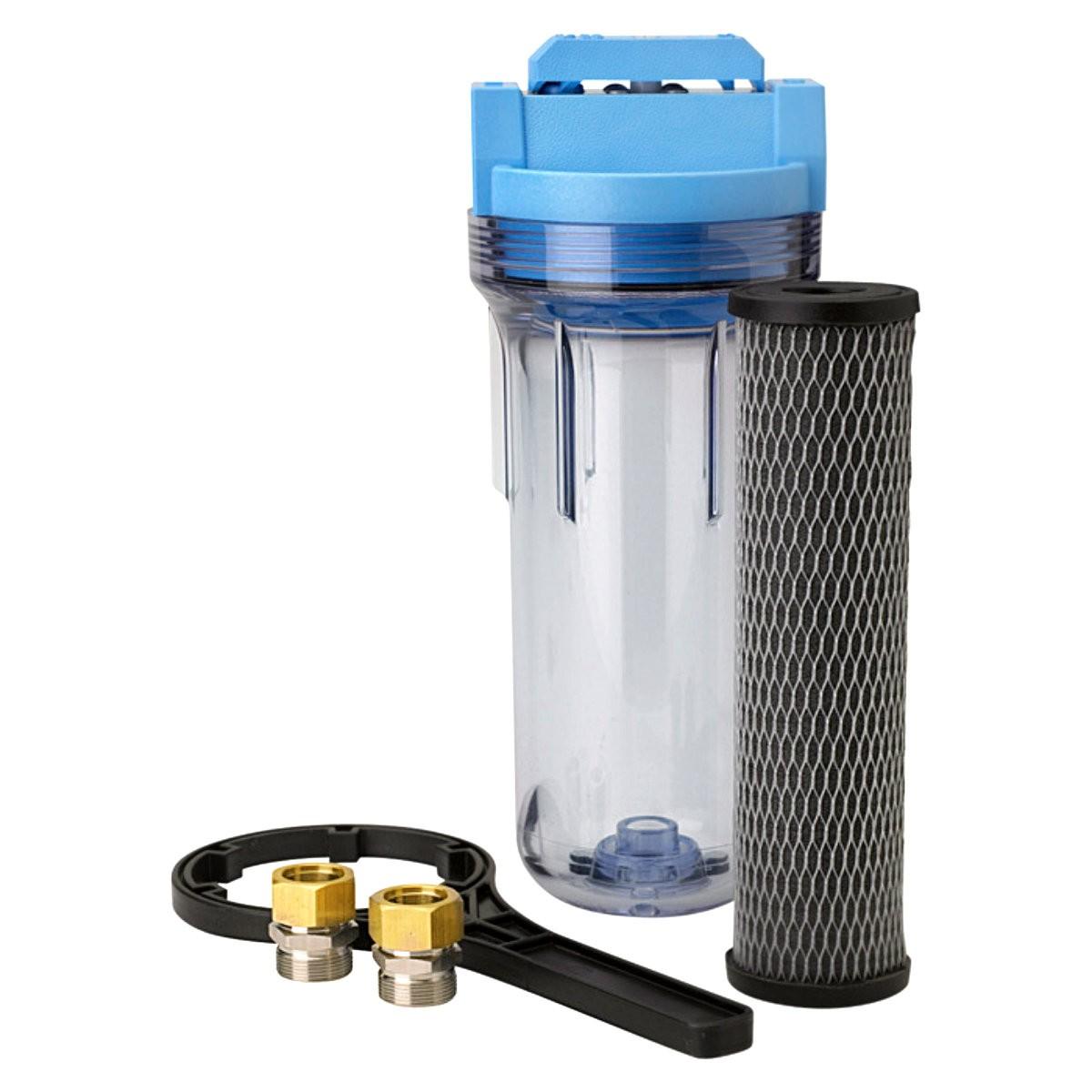 Фильтр для очистки воды своими руками - Greenologia 62