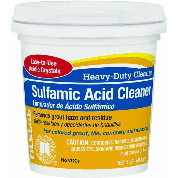 Buy The Custom Building Prod Tlsac1 1 Sulfamic Acid