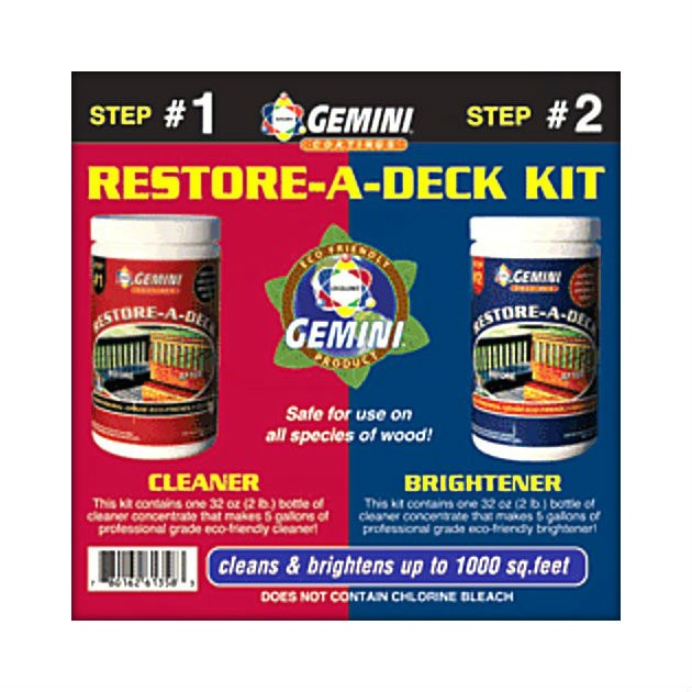 Buy the twp gemini 895 restore a deck cleaner brightener for Revive deck cleaner