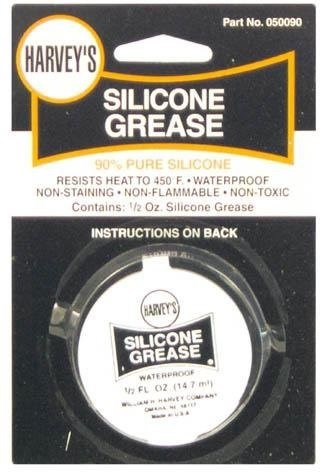 Buy The Harvey 39 S 050090 Faucet Valve Silicone Grease 1 2 Oz Hardware World