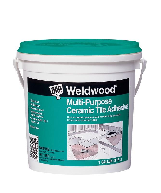 Buy the DAP 25192 Ceramic Tile Adhesive ~ Gallon