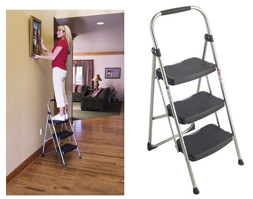 Buy The Werner 223 6 Step Right 174 Utility Step Stool 3