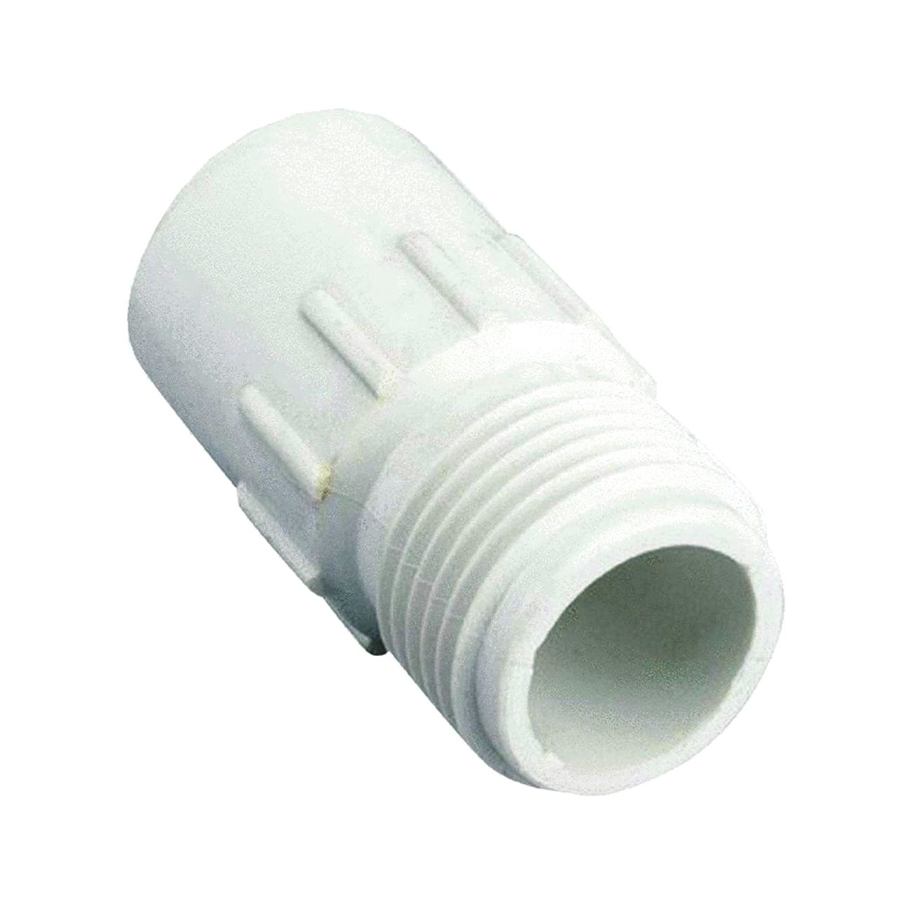 Buy the orbit garden hose to pvc pipe fitting