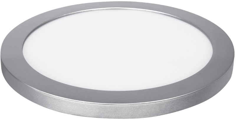 Buy The Feit Electric 74046 Led Round Light Nickel 15