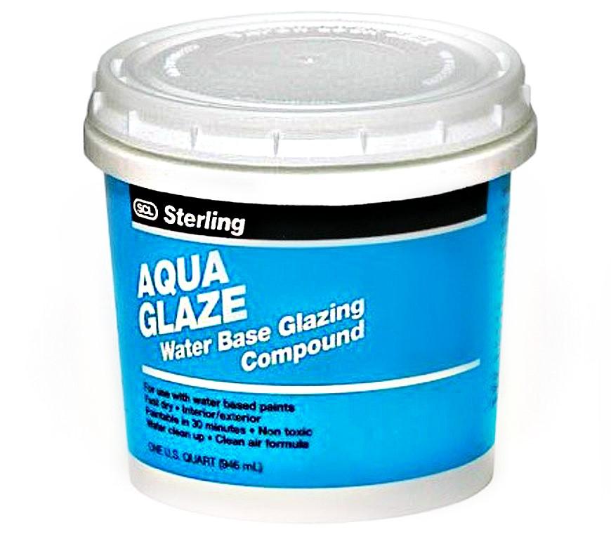 Buy The Savogran 021004 Aqua Glaze Glazing Compound