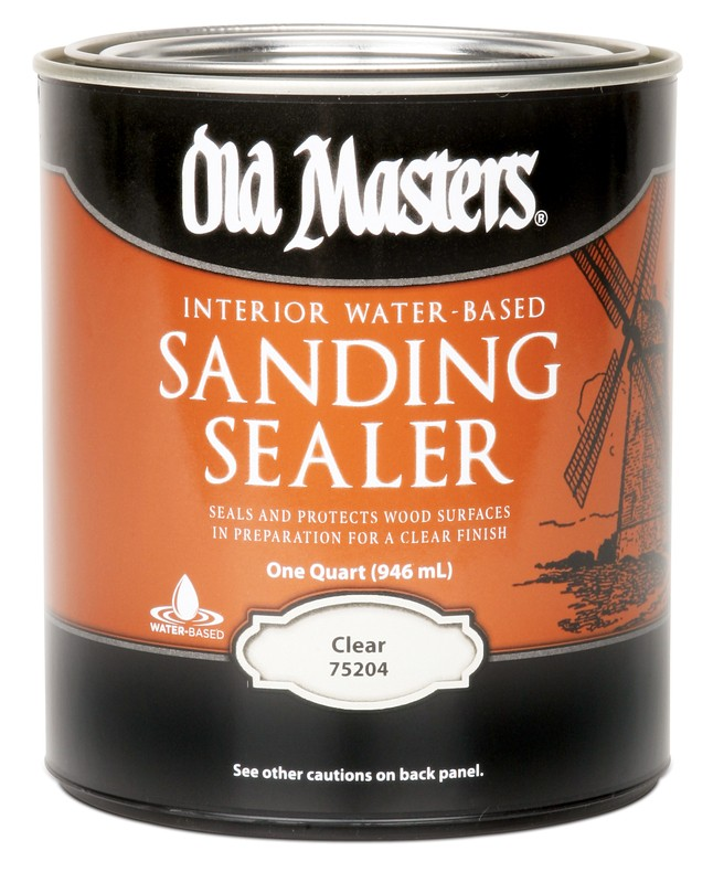 Buy The Old Masters 75204 Sanding Sealer Water Based