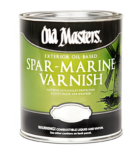 Buy the Old Masters 92404 Spar-Marine Varnish, Gloss ...