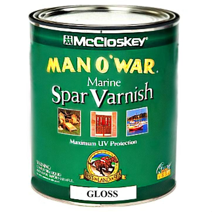 Buy the McCloskey/Valspar 80-0007509-07 Man O'War Marine ...