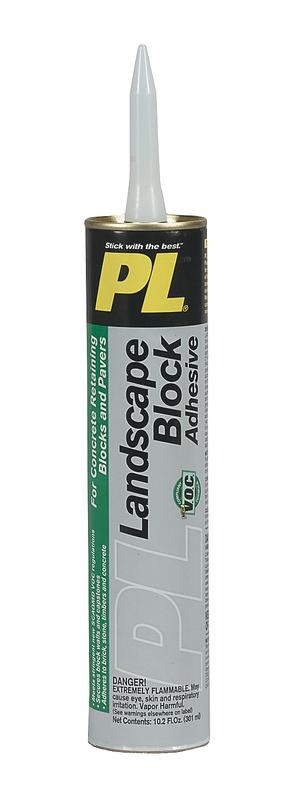 Landscaping Block Glue : Buy the henkel osi loctite pl landscape conts