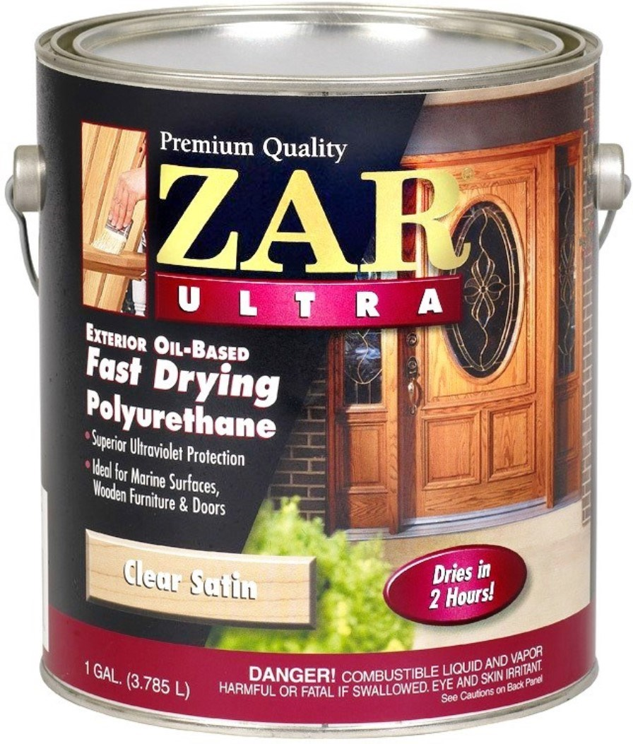 Buy The Ugl 34113 Zar Ultra Exterior Polyurethane Satin