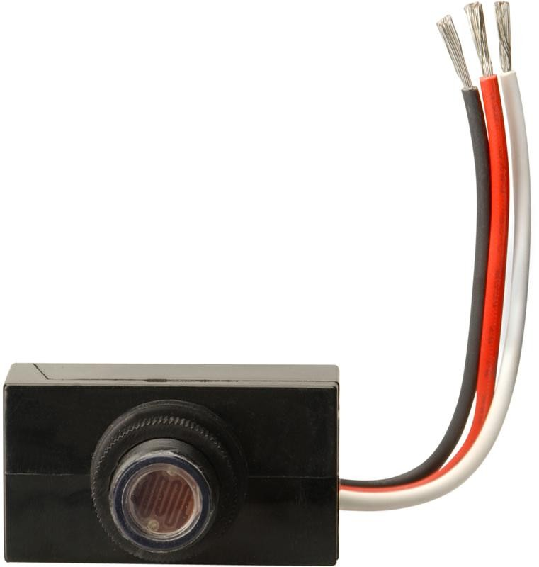 Buy The Coleman Cable 59408wd 59408 Hard Wire Photocell