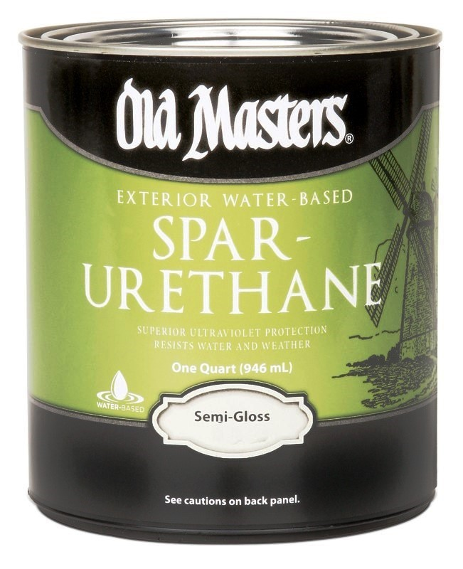 Buy The Old Masters 74604 Spar Urethane Exterior Semi