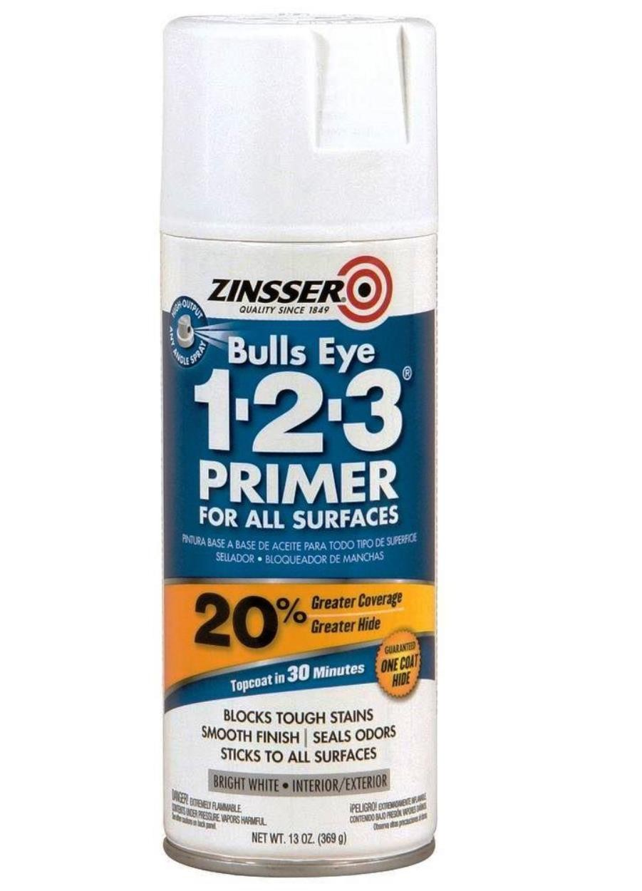Buy The Rust Oleum 02008 Zinsser Bullseye 1 2 3 Primer