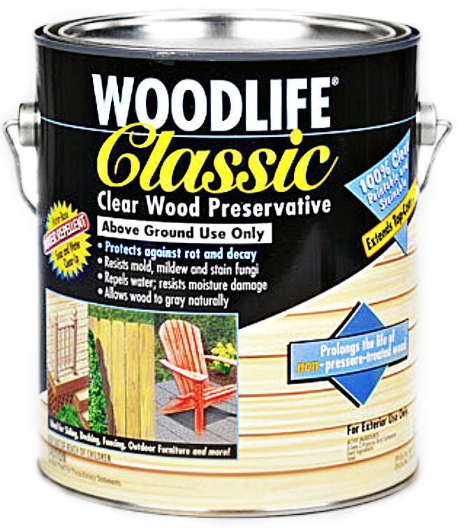 Buy the rust oleum 00903 woodlife classic clear wood - Cedar wood preservative exterior ...
