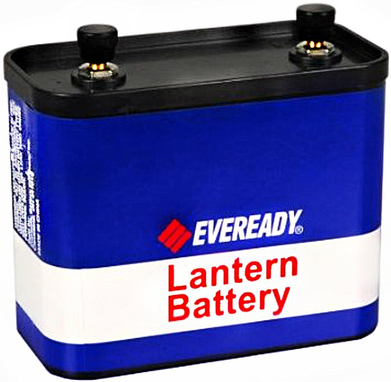 Buy The Eveready 732 Lantern Battery Super Heavy Duty