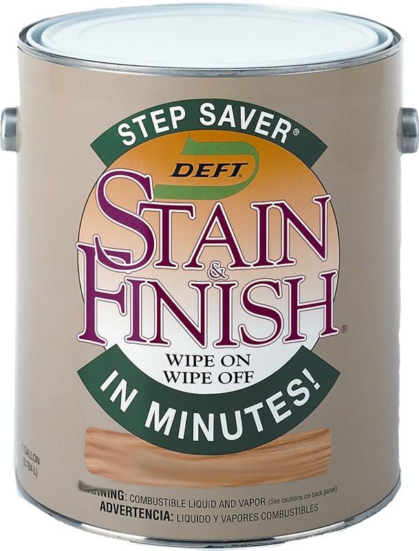 Buy the Deft 17301 Deft Step Saver Stain & Finish - Honey Oak - 1 ...