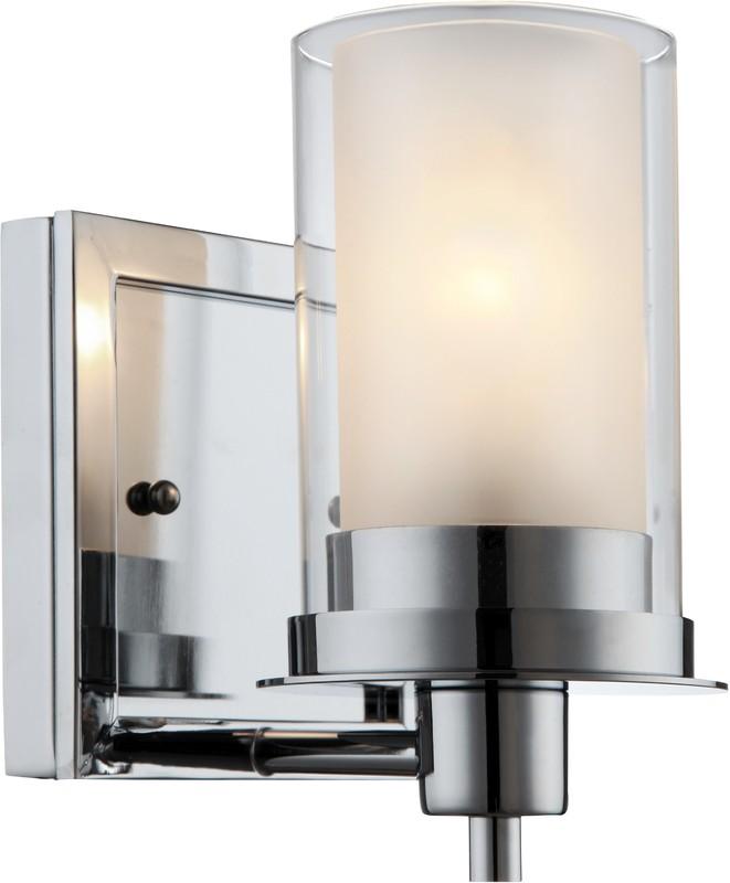 Buy The Hardware House 210379 Light Fixture Wall Bath Chrome Hardware World