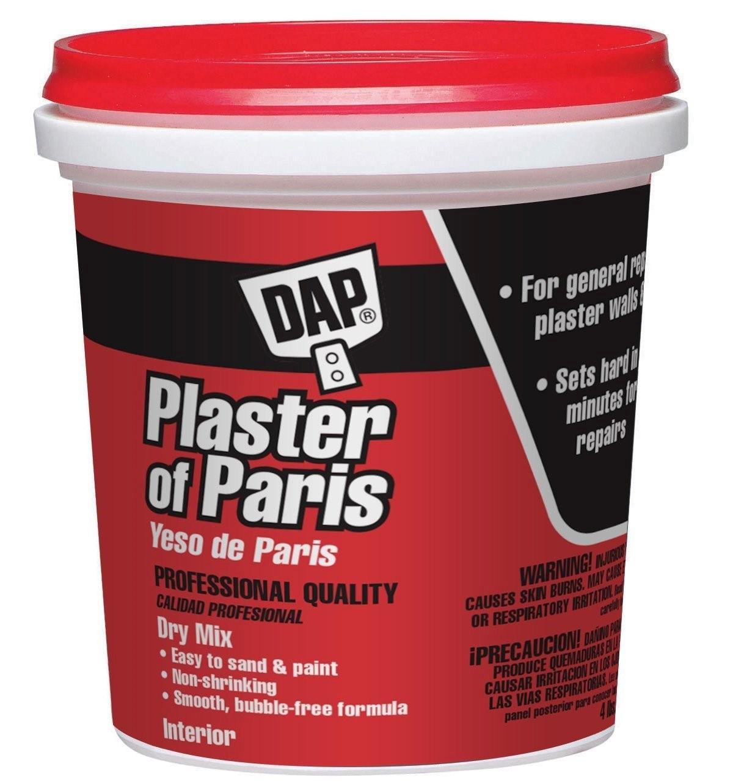 buy the dap 53005 plaster of paris 4 lbs hardware world. Black Bedroom Furniture Sets. Home Design Ideas