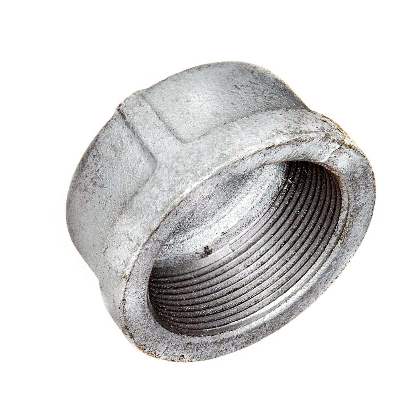 Buy the anvil mueller hn pipe cap galvanized