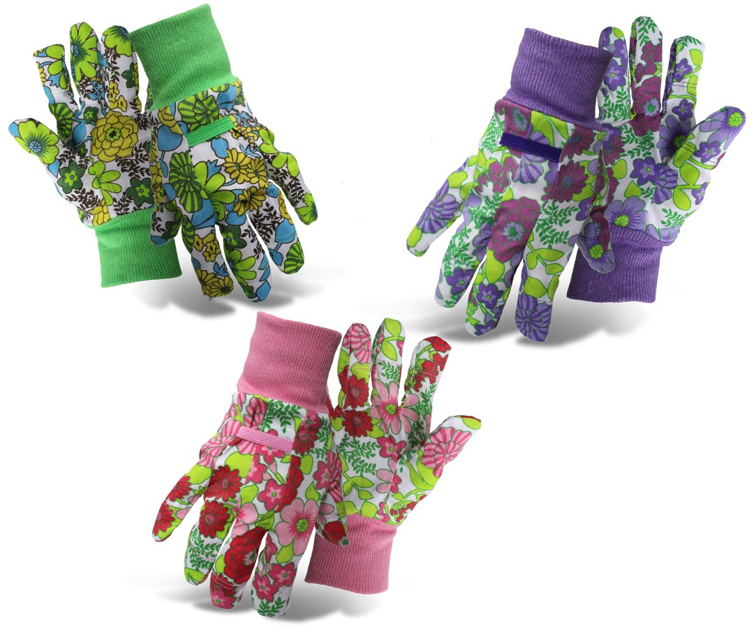 Buy the boss 750 ladies garden gloves 100 cotton for Gardening gloves ladies