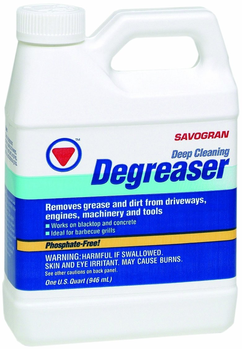 Buy the savogran 10732 degreaser cleaner concrete for Garage floor cleaner degreaser