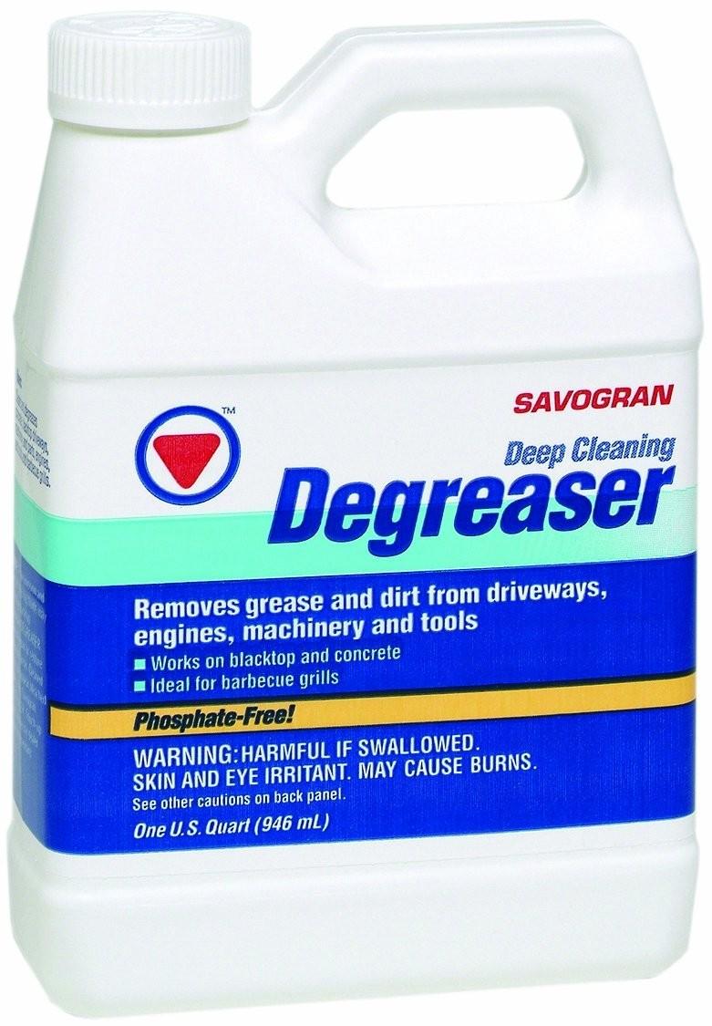 Buy the savogran 10732 degreaser cleaner concrete for Garage floor cleaner degreaser