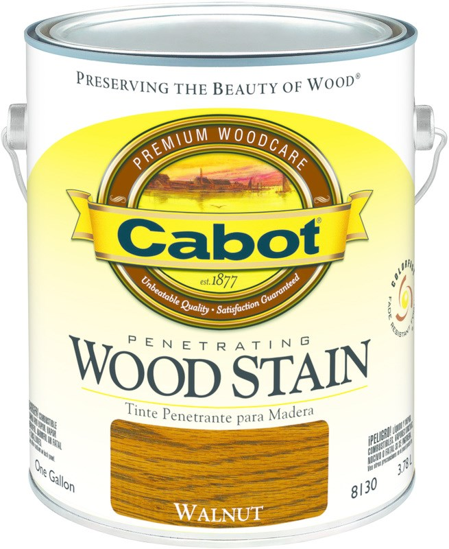 Buy The Cabot 1440008130007 Penetrating Wood Stain Walnut