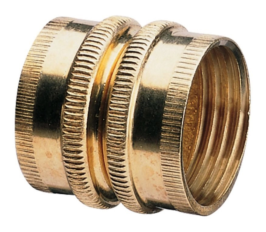 Buy The Gilmour 7FHS7FH Double Female Swivel Brass