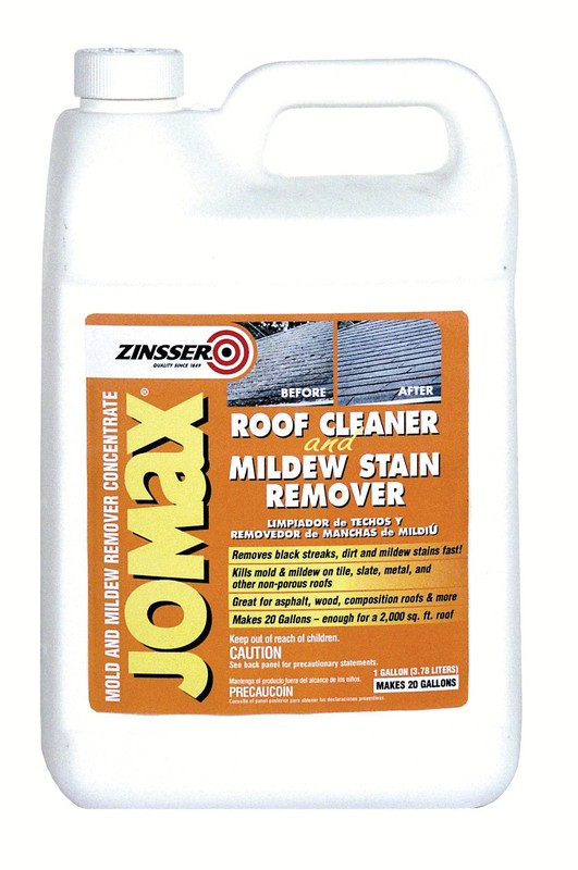Buy The Rust Oleum 60701 Roof Cleaner 1 Gallon Hardware