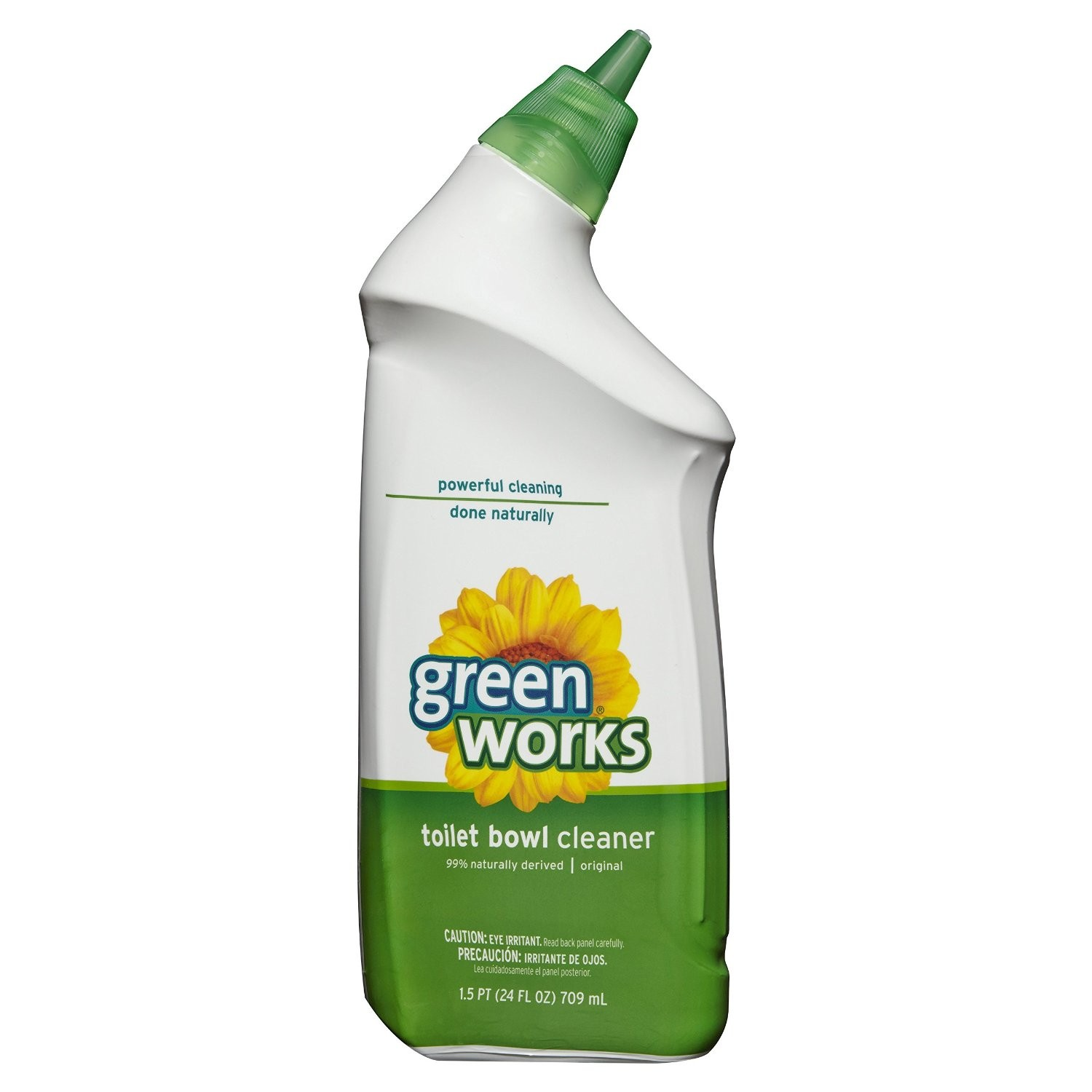 Buy The Clorox 00451 Green Works Toilet Bowl Cleaner 24
