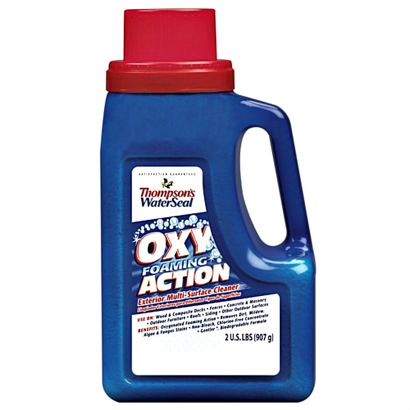 Buy The Thompson 39 S Oxy Foaming Exterior Multi Surface Cleane