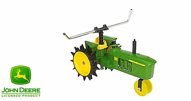Tractor Sprinkler Shut Off : Buy the gilmour jd traveling sprinkler john deere