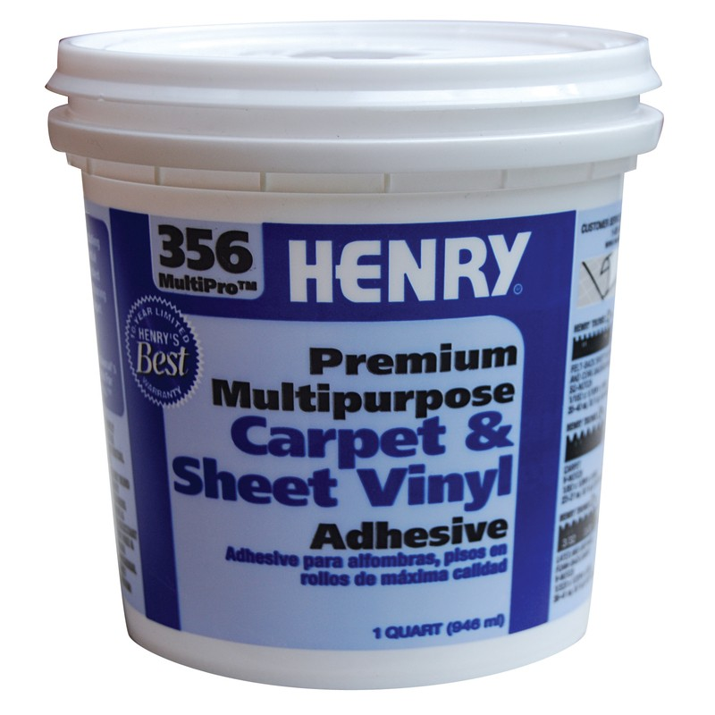 Buy The Ardex Henry 12072 356 Qt Multi Purpose Adhesive