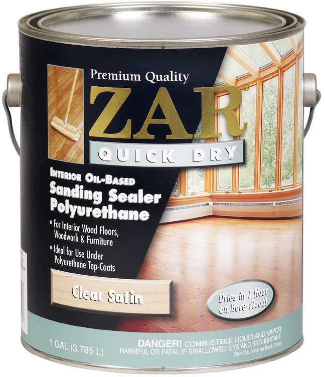 Buy The Zar Ugl 26213 Quick Dry Polyurethane Sanding