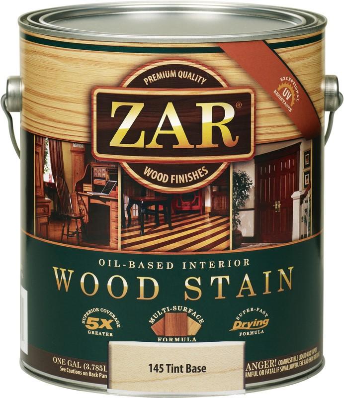 Buy The Ugl 14513 Zar Oil Based Wood Stain Tint Base Gallon Hardware World