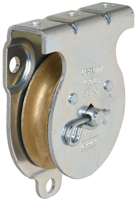 Buy The National 233254 Single Pulley Wall Or Ceiling