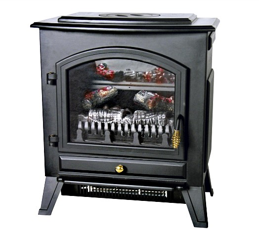 Buy The Aloha 04152 Woodstove Fireplace Electric At Hardware World