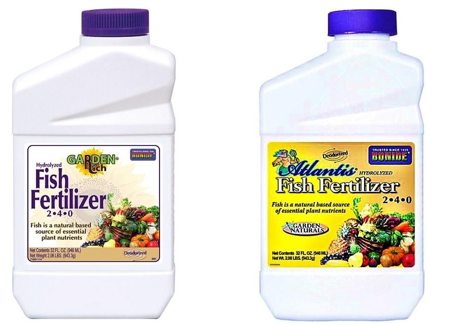 Buy the bonide 81 garden rich atlantis fish fertilizer for What is fish emulsion