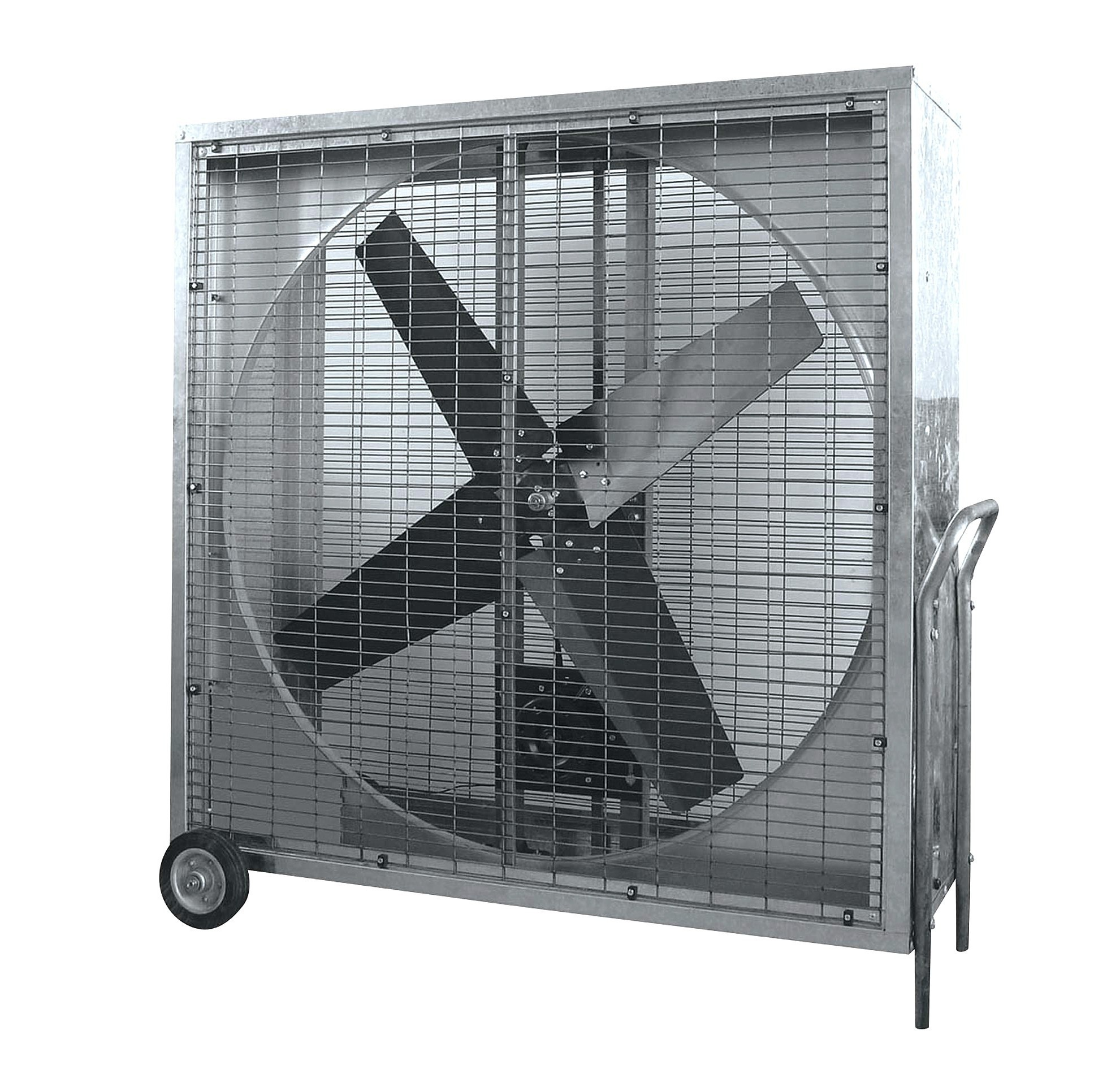 42 Inch Portable Fan : Buy the aloha box fan inch hardware world