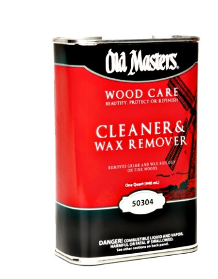 Buy the old masters 50301 cleaner wax remover 1 gal for Wood floor wax remover