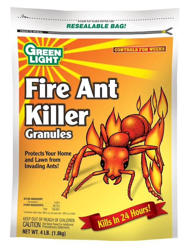Buy The Green Light Scott 39 S 22104 Fire Ant Killer Granules 4 Pounds At Hardware World