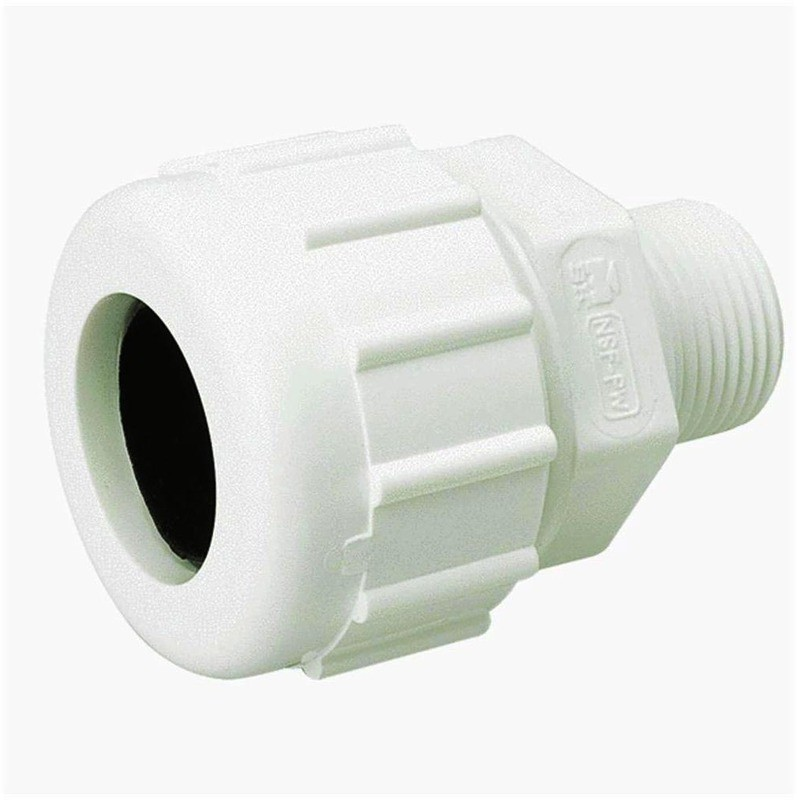 Buy the anvil mueller pvc compression male adapter