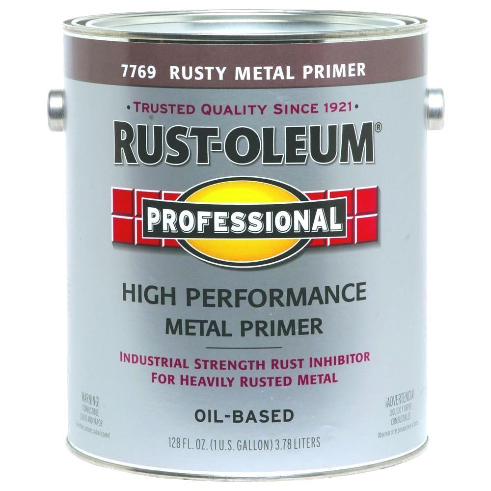 Heavy Duty Primer : Buy the rust oleum professional rusty metal primer
