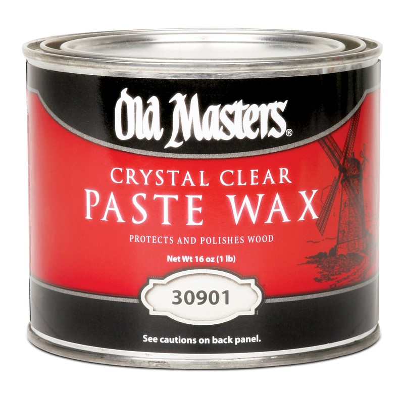 Concrete Paste Wax : Buy the old masters paste finishing wax lb can