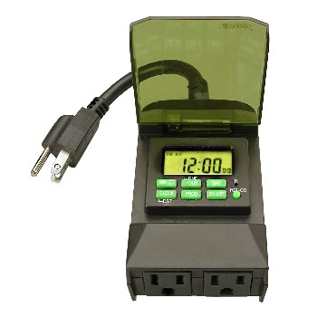 buy the coleman cable 50014 digital timer outdoor 7 day
