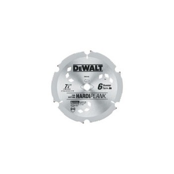 Dewalt Dw3193 Hardiboard Blade, 7 1/4 Inch